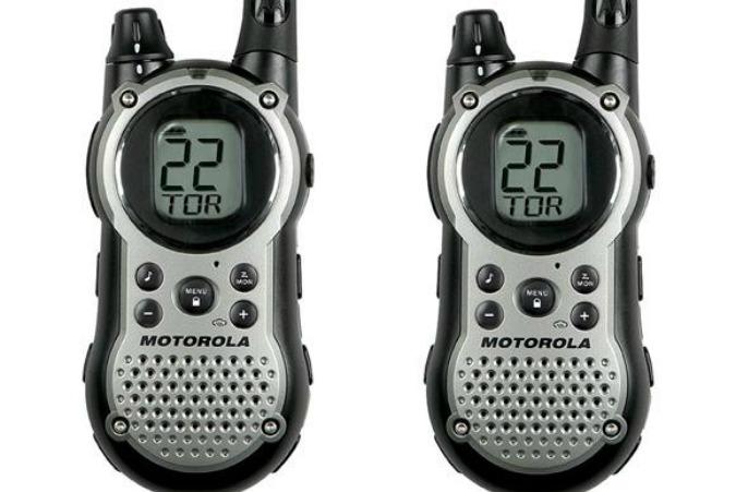 Motorla 2-Way Radio