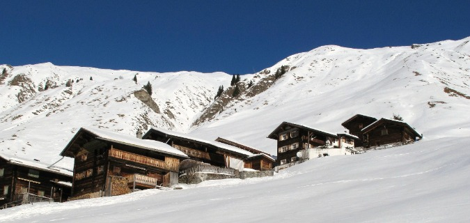Some of Klosters' charm
