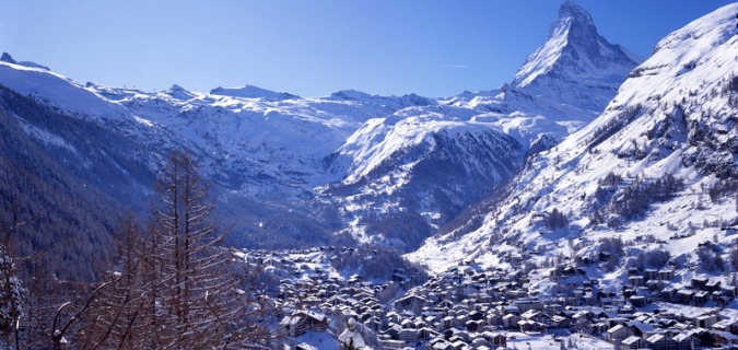 The ever-amazing Matterhorn