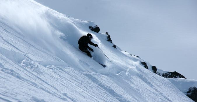 Steep pitches? Think Alaska.