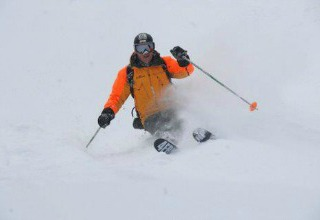 CMH Heli Skiing - guides training in November