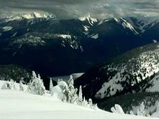 Spectacular views in Revelstoke