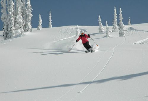 Heli Skiing paradise in Kootenay