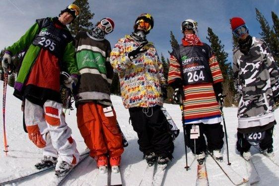 Too cool for ski school