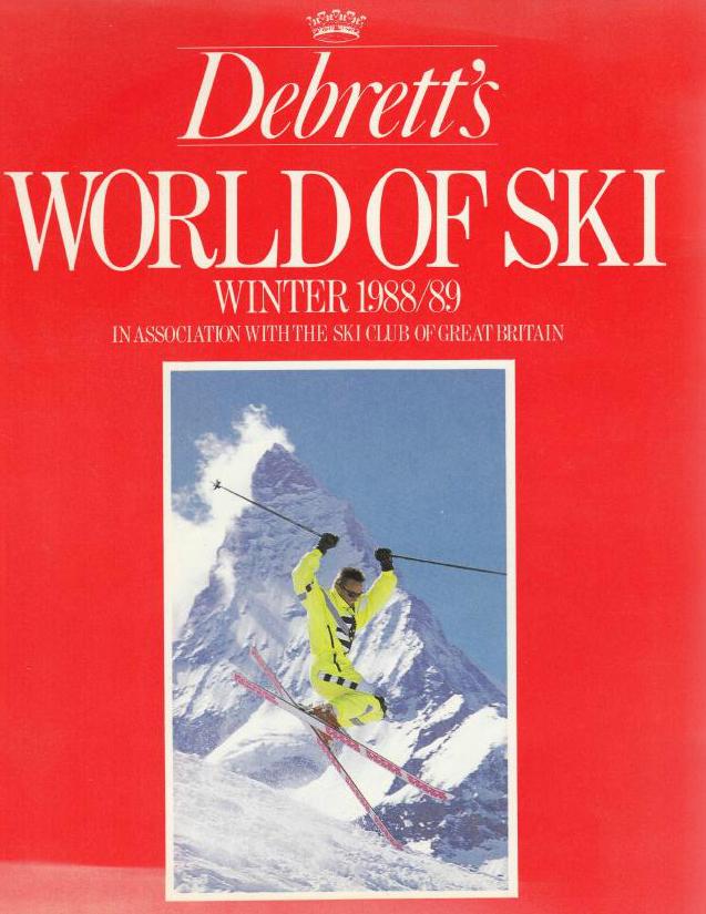 Debretts guide to ski wear...