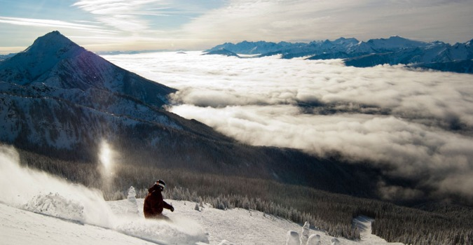 Revelstoke views...