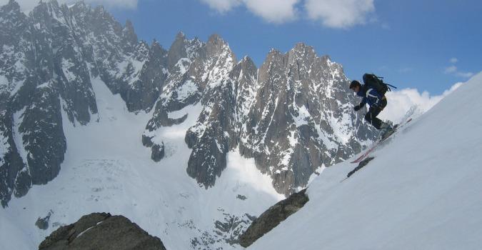 Peaks and steeps