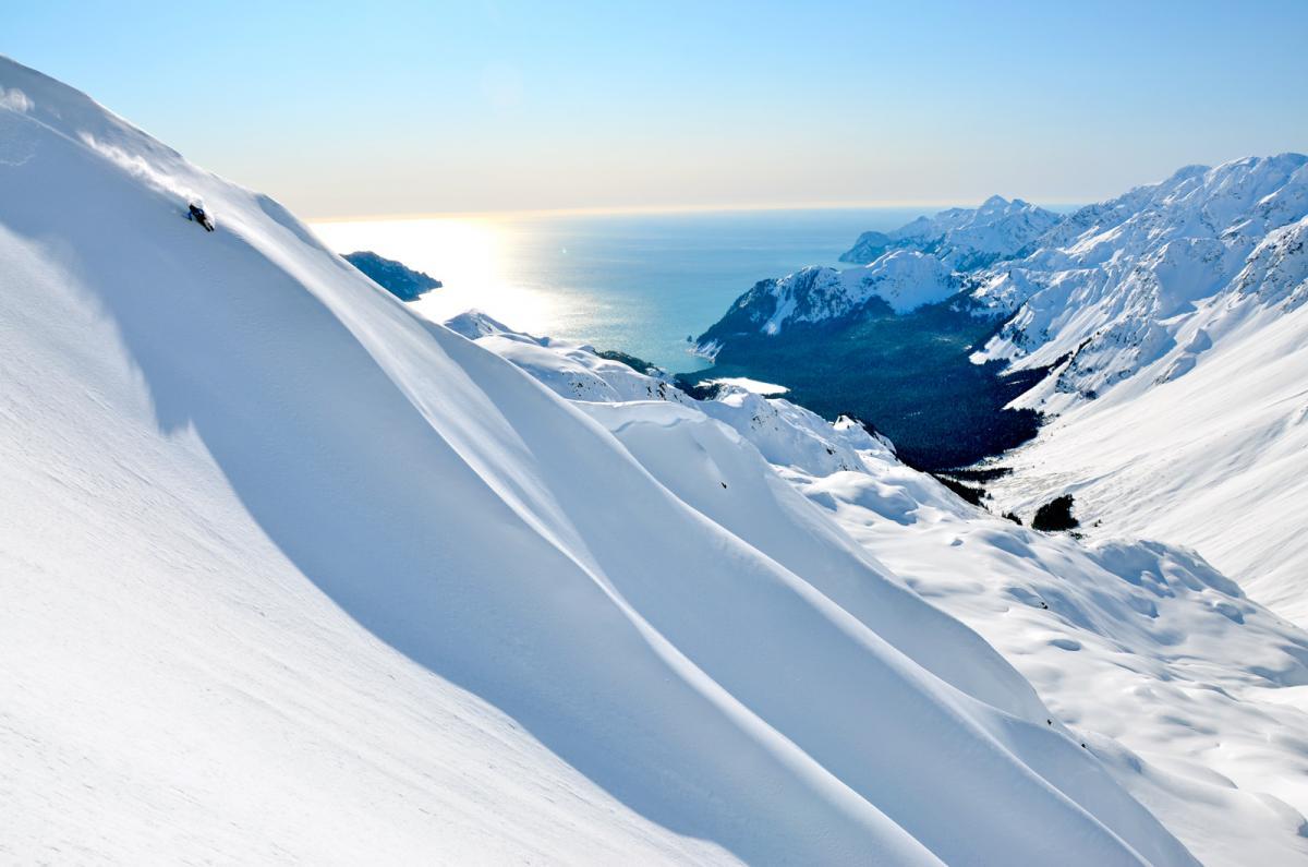 Alaska Is It Worth The Quot Down Day Quot Gamble Purepowder