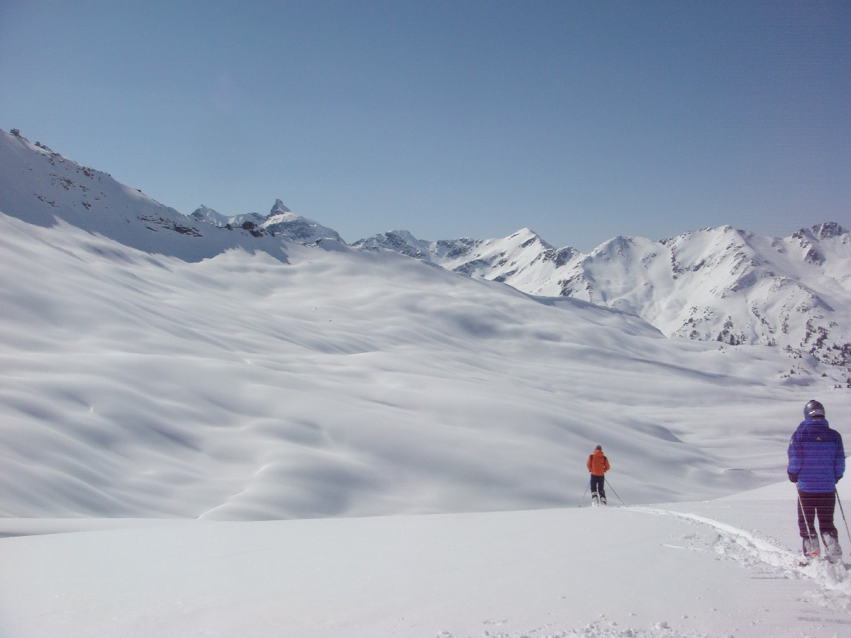 Heli Assisted Ski Touring In The Bugaboos In Canada Pure